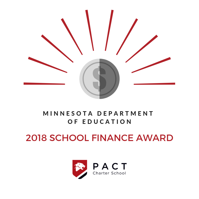 Image - MDE 2018 School Finance Award