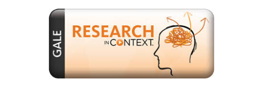Gale Research in Context Logo