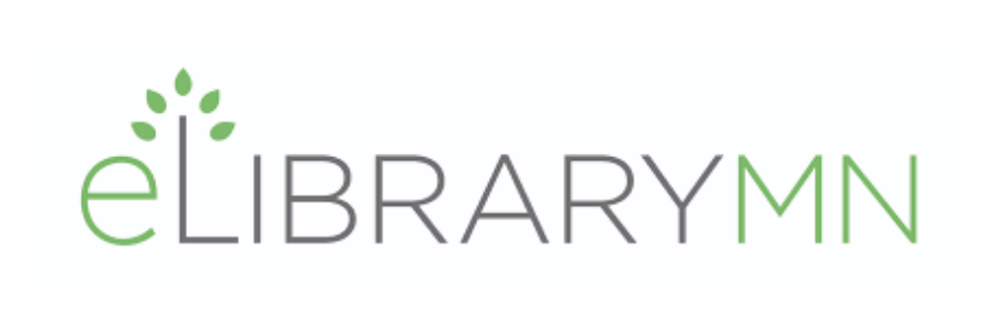 Electronic Library for Minnesota Logo