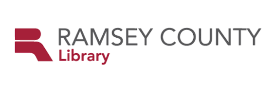 Ramsey Country Library Logo