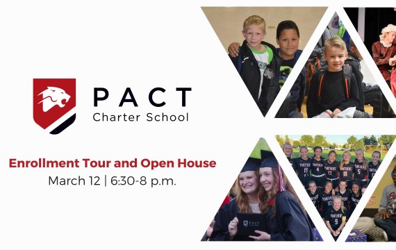 PACT Spring Enrollment Tour and Open House