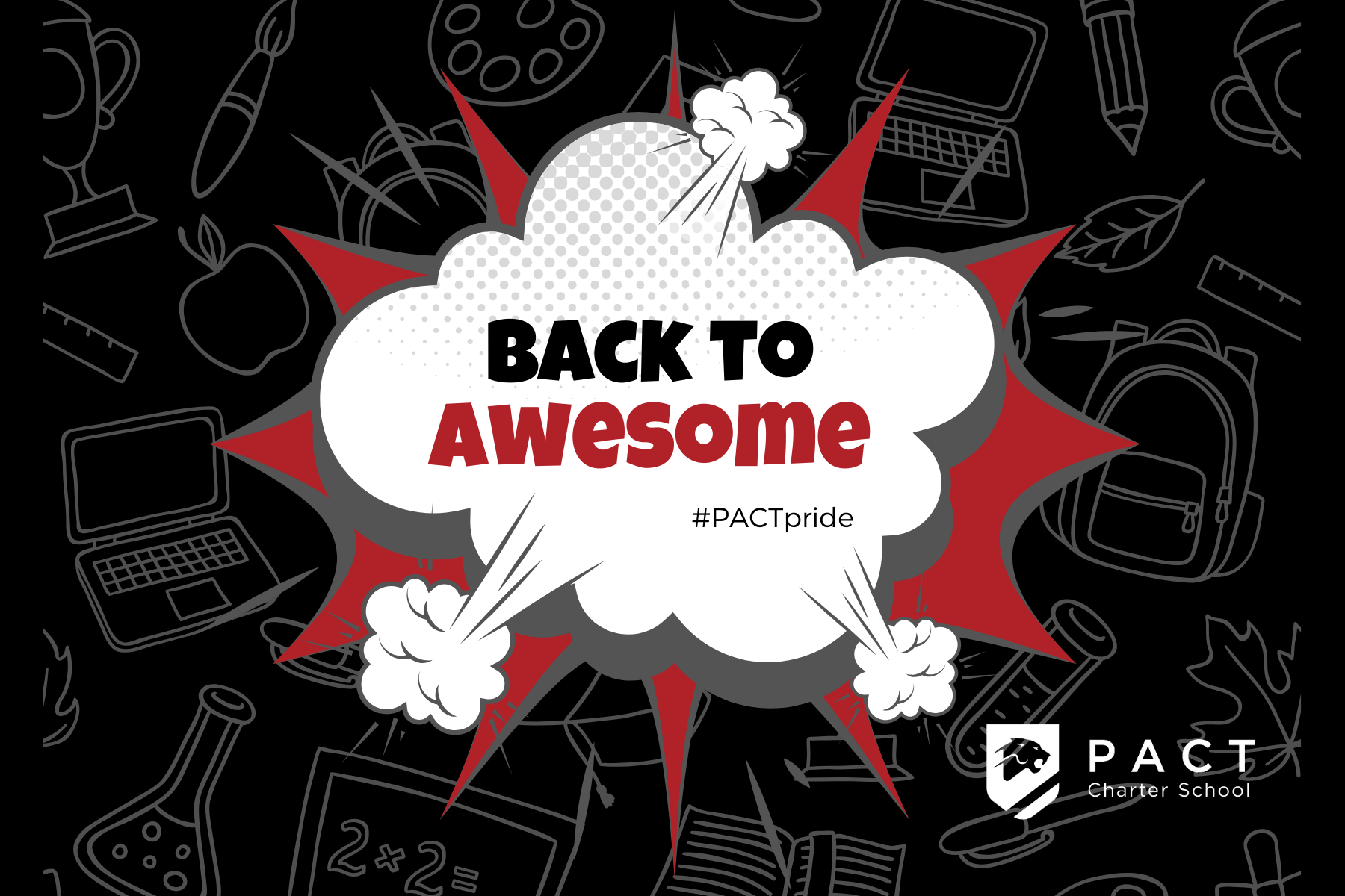 back to awesome logo